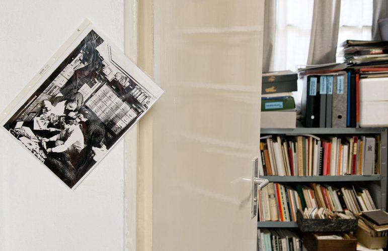 01AD Outside the frame - Archive Egidio Marzona Berlin