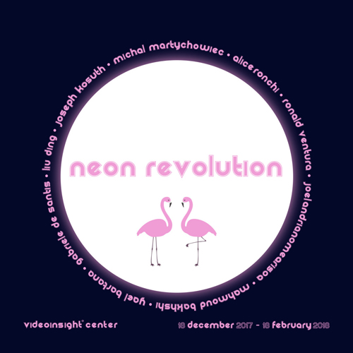 Neon revolution Videoinsight